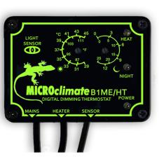 Microclimate B1ME HT Dimming Thermostat (For higher basking temperatures and night time drop)