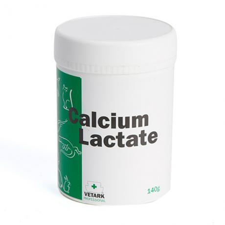 Vetark Calcium Lactate
