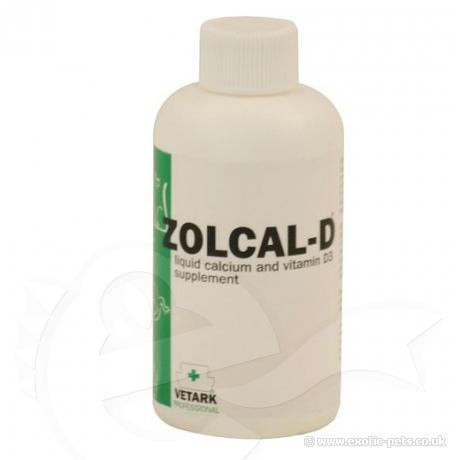 Vetark Zolcal D