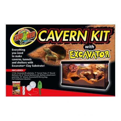 Zoo Med Cavern Kit