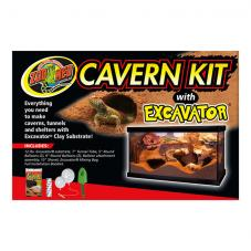 Zoo Med Cavern Kit (Clay substrate)