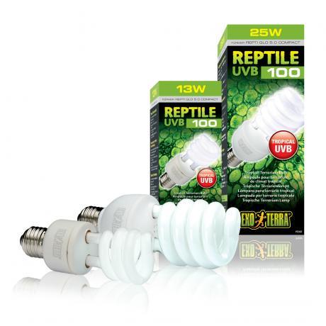 Exo Terra Reptile UVB 100
