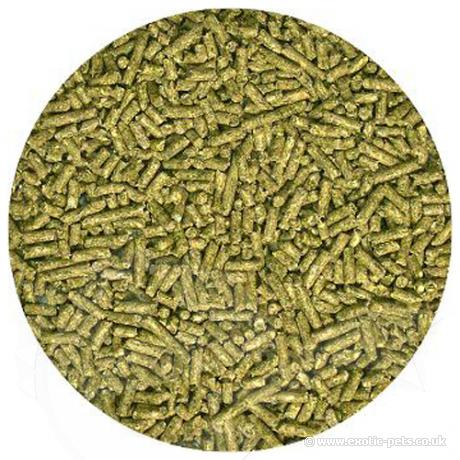 Zoo Med Green Iguana Pellets
