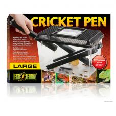 Exo Terra Cricket Pen (Holding pen with dispensing tubes)