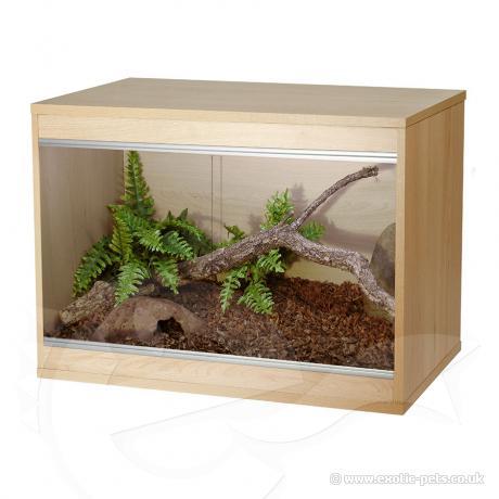 Vivexotic Repti-Home (Oak)