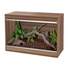 Vivexotic Repti-Home (Walnut) (Reptile housing)