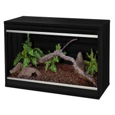 Vivexotic Repti-Home (Black) (Reptile housing)