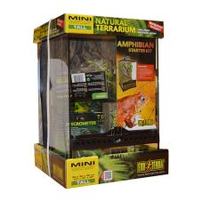 Exo Terra Amphibian Starter Kit (Ideal for young tree frogs and other small species)