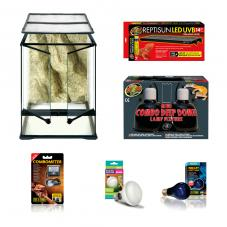 Exotic Pets Premium Tree Frog Kit (All-in-one starter kit )