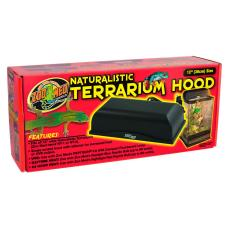 Zoo Med Naturalistic Terrarium Hood (For use above glass terrariums)