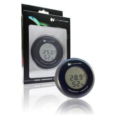 White Python Digital Thermo / Hygrometer (For measuring temperatures and humidity)