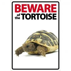 Beware Advisory Signs (For indoor or outdoor use)