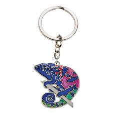 Blue Bug Mood Keyrings (Realistic animal designs)