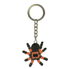 Blue Bug Metal Keyrings