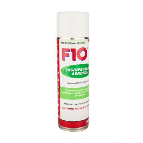 F10 Aerosol Disinfectant