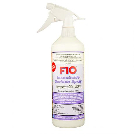 F10 Insecticide Surface Spray