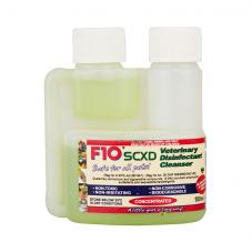 F10 SCXD Veterinary Disinfectant / Cleanser (Concentrated solution)