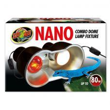 Zoo Med Nano Combo Dome Lamp Fixture