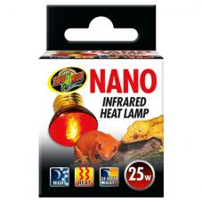 Zoo Med Nano Infrared Heat Lamp (For use with nano fixtures)