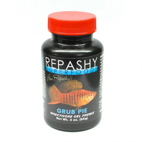 Repashy Fishfood Grub Pie for Fish