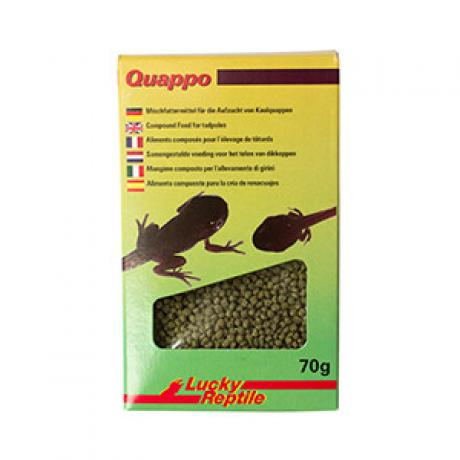 Lucky Reptile Quappo Food