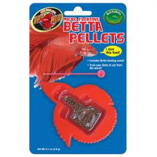Zoo Med Micro Betta Pellets with Feeding Wand