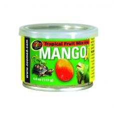 Zoo Med Tropical Mix-in Mango (Canned foods)