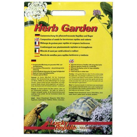Lucky Reptile Herb Garden Seed Mix