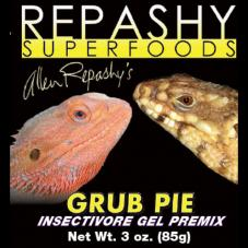 Repashy Superfoods Grub Pie for Reptiles