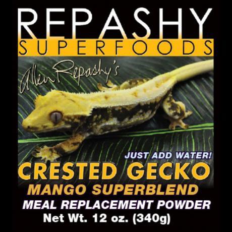 Repashy Crested Gecko Mango Superblend