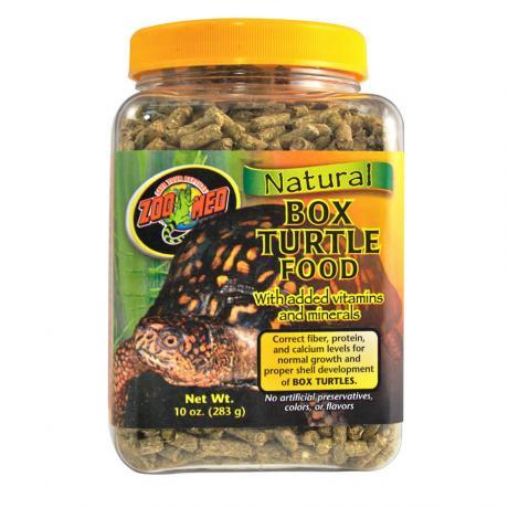 Zoo Med Box Turtle Food