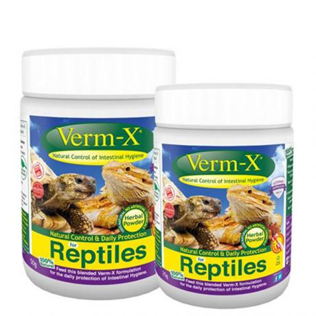 Verm-X for Reptiles