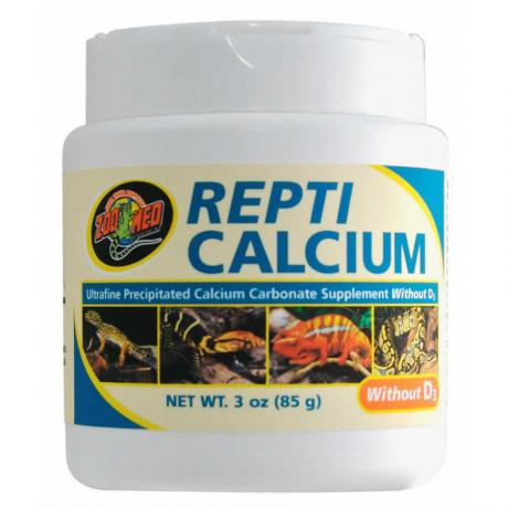 Zoo Med Repti Calcium without 3D