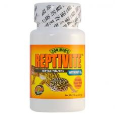 Zoo Med Reptivite Without D3 (Vitamin supplement)