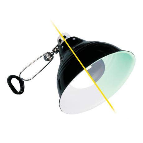 Exo Terra Glow Light Clamp Lamp and Reflectors