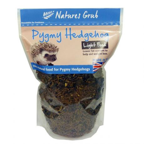 Natures Grub Pygmy Hedgehog Complete Light