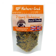 Natures Grub Pygmy Hedgehog Insect Treat