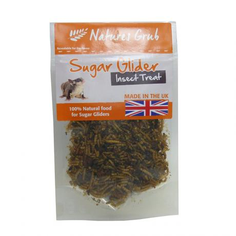 Natures Grub Sugar Glider Insect Treat