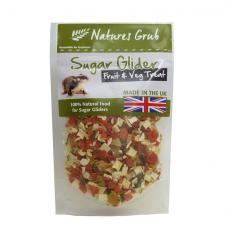 Natures Grub Sugar Glider Fruit and Veg Treat