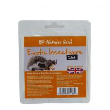 Natures Grub Exotic Insectivore Diet