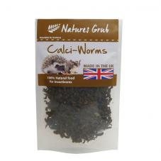 Natures Grub Dried Calci Worms