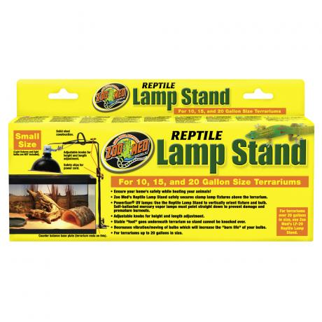 Zoo Med Lamp Stand Light Dome Support Fixture