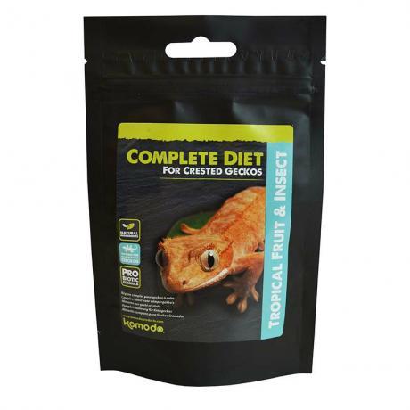 Komodo Crested Gecko Complete Diet