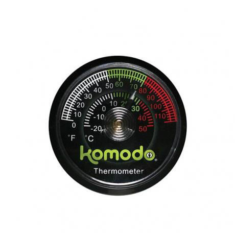 Komodo Thermometer Analog