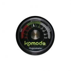 Komodo Hygrometer Analog (For measuring humidity)