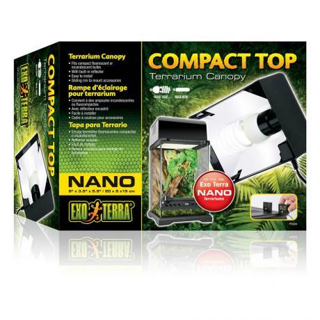 Exo Terra Compact Top Canopy