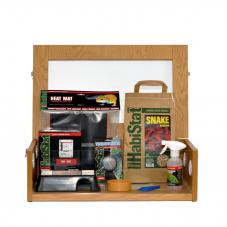 HabiStat Hatchling Snake Starter Kit (Ideal for young snakes)