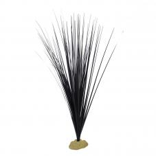 Komodo Tall Grass Black (Standing plant)