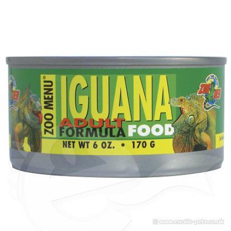 Zoo Med Green Iguana Tinned Food