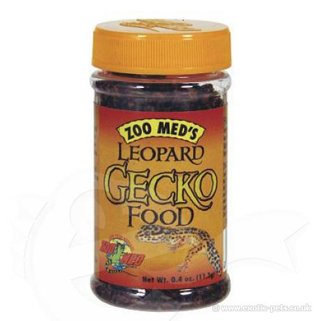 Zoo Med Leopard Gecko Food